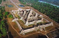 Angkor Wat City of The Buddhist Monastery Cambodia Tourism ~ Asia Tour and Tourism Monumental Architecture, Cultural Architecture, Ancient Architecture, Gothic Architecture, Atlantis, Peru Image, Khmer Empire, Indus Valley Civilization, Mystery