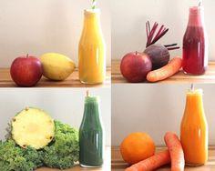 Four Kid-Friendly Juices #healthyeatinggrocerylist