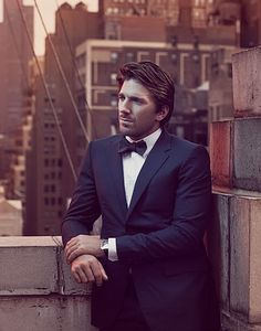 Lundqvist aka James Bond...