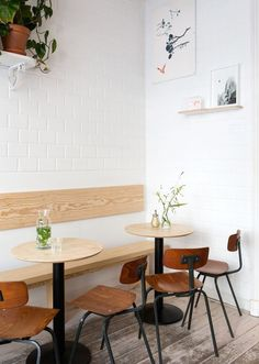 Perfect cafe space