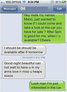 Whoops, Wrong Number! (20 Hilarious Texts) | FB TroublemakersFB Troublemakers #humor