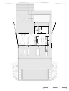 Gallery of N House / A3 LUPPI UGALDE WINTER - 26 Floor Plans, How To Plan, A3, Gallery, Winter, Layouts, Houses, Two Story Houses, Architecture