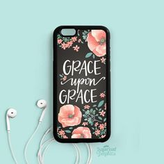 Psalm 46:5 God is within her, she will not fall; We make the cutest and trendiest personalized iPhone and Samsung Galaxy cases! Each case in
