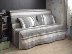 housse clic clac matelass e nouette lin aline frais de traitement de commande offerts. Black Bedroom Furniture Sets. Home Design Ideas