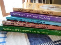 The Miller Book series, Wisdom and the Millers (Character Building Book Resources for Raising Girls)