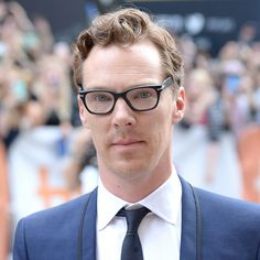Pin for Later: Is Benedict Cumberbatch Hotter With or Without Glasses?