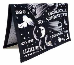 miPattern Wallet - Wicked Ouija