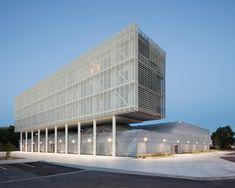 Étoile Company Building; Block Architectes; Photo: Philippe Piron