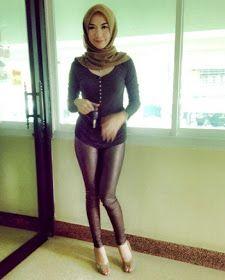 Fenomena JilBoobs, wanita Berhijab Tapi Memamerkan Lekuk Tubuh (FOTO)