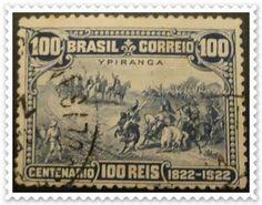 Brasil 1922 Independencia- Grito do Ipiranga