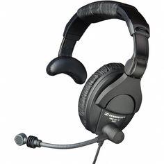 Sennheiser 004978 HMD 281 PRO Single sided communications headset 64 ohms