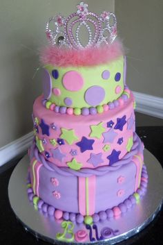 Th Birthday Cake Ideas Birthday Cake For  Year Old Girl - 11th birthday cake ideas