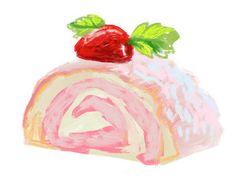 Dessert Illustration, Kawaii Dessert, Food Illustrations, Working On Myself, New Work, Behance, Random, Gallery, Artist