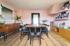 """A London Flat Filled with Light 