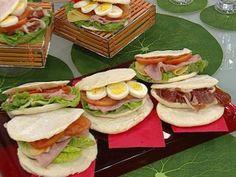 Figazza árabe o Pan Pita | Recetas | Utilisima.com