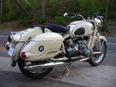 Found on eBay: 1964 BMW R60/2