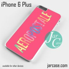 pink aeropostale Phone case for iPhone 6 Plus and other iPhone devices
