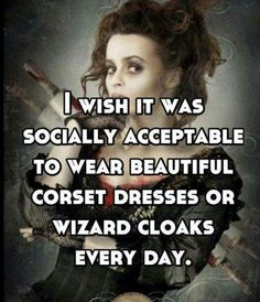 Corsets and Cloaks