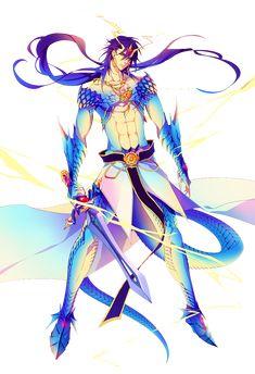 I'm planning on crossplaying Sinbad's Baal equip from Magi at Otakon. Magi Masrur, Magi 3, Anime Egyptian, Magi Adventures Of Sinbad, Magi Kingdom Of Magic, Aladdin Magi, Anime Magi, Gekkan Shoujo, Deadman Wonderland
