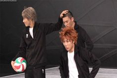 haikyuu!! stage play | Tumblr