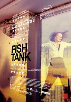 Fish Tank Key Art Comps http://www.behance.net/jeremysaunders