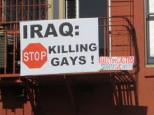 Polícia iraquiana por trás de assassinatos de homossexuais   Nossos Tons - Artigos e Notícias do Mundo Gay