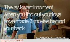 That awkward moment when.... | Credit to Disney Memes on Facebook.