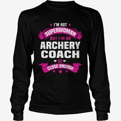 #Archery Coach, Order HERE ==> https://www.sunfrog.com/Jobs/113270860-408579381.html?89699, Please tag & share with your friends who would love it , #christmasgifts #xmasgifts #birthdaygifts