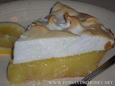 The Best Lemon Meringue Pie Recipe-Easy to Make and Tastes So Good! #Pie #Lemon #Meringue