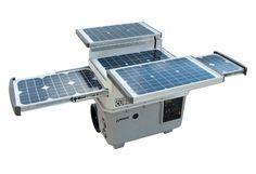 plug n play solar power.http://www.businesswire.com/news/home/20120105006710/en/Wagan-Tech%C2%AE-Announces-Clean-Quiet-Portable-Solar