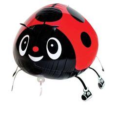 Wrapables Walking Animal Pet Balloon  Ladybug * For more information, visit image link.