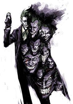 The Joker by naratani.deviantart.com