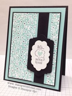Love You to the Moon, Stampin' Up!, Brian King