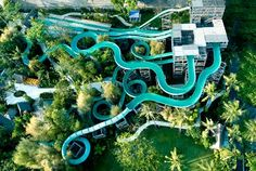 Waterbom Bali in Kuta, Bali.. could be fun :)