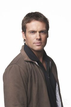 Visual inspiration for Clay McCord - Michael Shanks