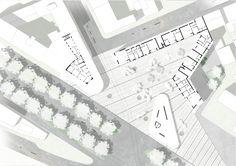 """New primary element"" Social Housing in Piazzale Accursio, Milan. NamJun Kim_Politecnico di Milano"