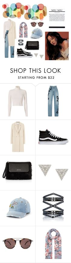 """""""Lee Hi"""" by livefastdng ❤ liked on Polyvore featuring A.L.C., Jonathan Simkhai, Harris Wharf London, Vans, Karen Millen, Lizzie Mandler, SO, Eva Fehren, Oliver Peoples and Accessorize"""