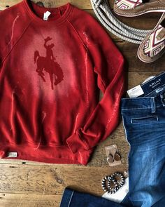 Cowboys Cozy Sweatshirts make the best Christmas Gifts! The Houston Cowgirl Outfits, Cowgirl Style, Western Outfits, Country Style Outfits, Southern Outfits, Western Chic, Western Wear, Savannah Sevens, Personalized T Shirts
