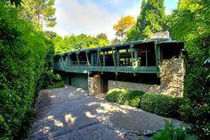Rudolph Schindler, Rodriguez House - 1942 photo by warrenlawson1, via Flickr