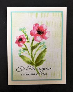 Always by hobbydujour - Cards and Paper Crafts at Splitcoaststampers