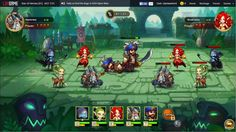 Star of Heroes is a F2P Hero-collecting, Tactical Role-Playing MMO Game available in any Browser (Browser Based)