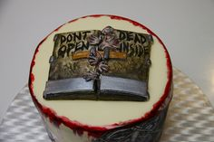 The Walking Dead Cake by love.your.cake, via Flickr
