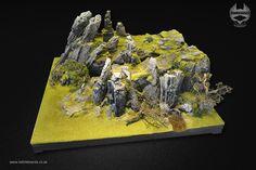 Image result for landscape diorama