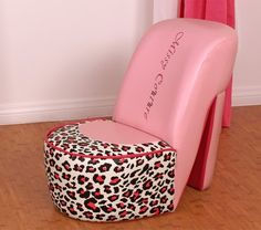 Superbe Inspired By A Girlu0027s Favorite Shoeu2014the High Heelu2014the Missy Couture Shoe  Chair