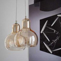 Mega Bulb SR2 Hanglamp Goud - &Tradition - Nieuw