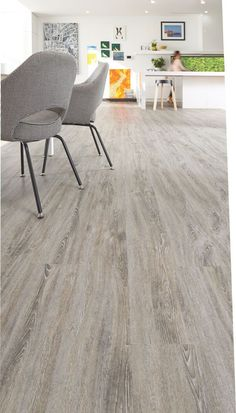white vinyl timber look flooring - Google Search