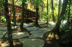 pachira lodge restaurant   - Costa Rica