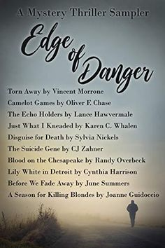 Release Day: Edge of Danger Recurring Nightmares, High School Crush, Birth Records, Good Marriage, Mystery Thriller, Blondes, Death