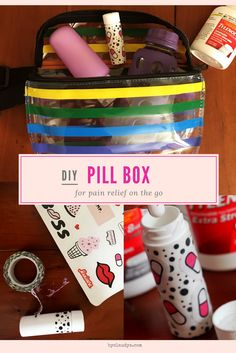 #sponsored DIY Pill