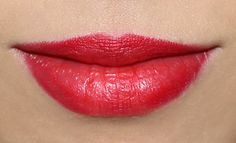 With MAC Ruffian Red Lipstick Red Lipsticks, Mac, Poppy